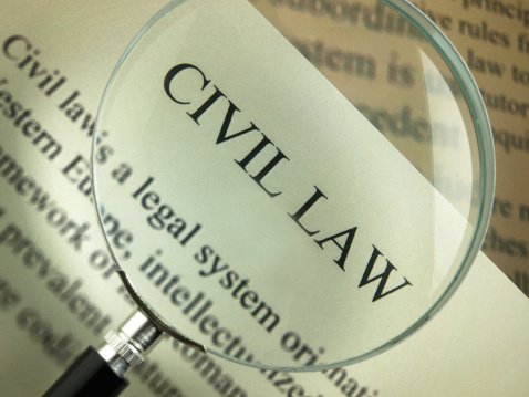 Civil law subjects are the main participants of civil turnover